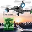 S167 2.4G 1080P WIFI Foldable GPS Positioning Remote Control Aircraft RC Quadcopter Drone - 9