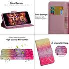 For OPPO A5 (2020) / A9 (2020) 3D Painting Pattern Horizontal Flip TPU + PU Leather Case with Holder & Card Slots & Wallet(Gradient Color) - 6