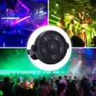 3W Colorful LED PAR Light , 6 LEDs Auto Run / Sound Control LED Stage Light, AC 85-260V, US/EU Plug - 2