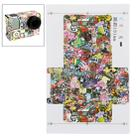 Cartoon Graffiti Pattern Plan B Case Sticker for GoPro HERO3+ /3 - 3
