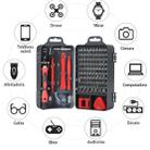 115 in 1 Precision Screw Driver Mobile Phone Computer Disassembly Maintenance Tool Set(Red) - 3