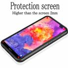 Transparent PC + TPU Full Coverage Shockproof Protective Case for Galaxy S10+ (Red) - 8