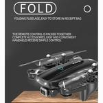 S167 2.4G 1080P WIFI Foldable GPS Positioning Remote Control Aircraft RC Quadcopter Drone
