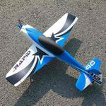 Dynam DY8965PNP Rapid 635mm Wingspan Race Airplane Model,  PNP Version