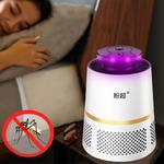 Panchao II USB Smart Light Control UV LED Light Efficient Mosquito Killer (White)