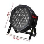 36W 36 LEDs UV Purple LED PAR Light, AC 100-240V