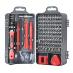 115 in 1 Precision Screw Driver Mobile Phone Computer Disassembly Maintenance Tool Set(Red)