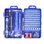 115 in 1 Precision Screw Driver Mobile Phone Computer Disassembly Maintenance Tool Set(Blue)