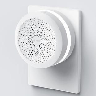Original Xiaomi Aqara Hub 2.4GHz Wireless APP Control Mi Gateway with LED Light, Works with Apple HomeKit, AU Plug