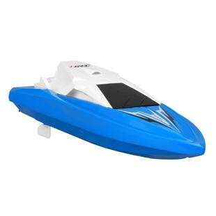 JJR/C S5 Baby Shark 1:47 2.4Ghz Lasting High Speed Racing Boats with Remote Controller(Blue)