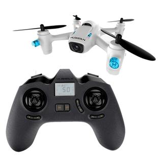 Hubsan X4 CAM Plus H107C+ 2.4GHz 4CH Altitude Mode RC Quadcopter with LED Light & 720P HD Camera(White)
