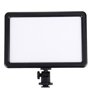 LED-006 104 LED 850LM Dimmable Video Light on-Camera Photography Lighting Fill Light for Canon, Nikon, DSLR Camera