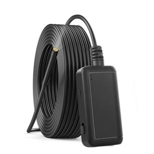 F220 5.5mm HD 5.0MP WIFI Endoscope Inspection Camera with 6 LEDs, Length: 5m