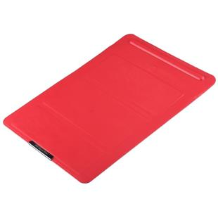 Universal Case Sleeve Bag for iPad 2 / 3 / 4 / iPad Air / Air 2 / Mini 1 / Mini 2 / Mini 3 / Mini 4 / Pro 9.7 /  Pro 10.5, with Pencil Case & Holder(Red)