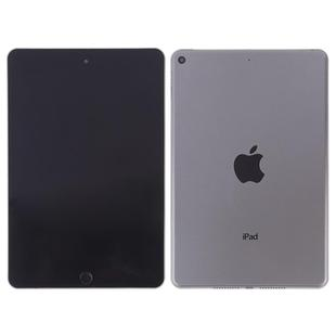 Black Screen Non-Working Fake Dummy Display Model for iPad Mini 5(Dark Gray)
