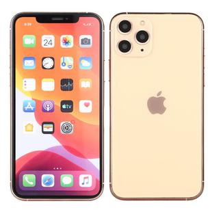 Color Screen Non-Working Fake Dummy Display Model for iPhone 11 Pro(Gold)