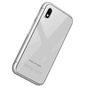 MELROSE S9 Plus, 1GB+8GB+32GB TF, Fingerprint Identification, 2.45 inch, Android 7.0 MTK6737 Quad Core up to 1.5GHz, Support Bluetooth / WiFi, Network: 4G(Silver)