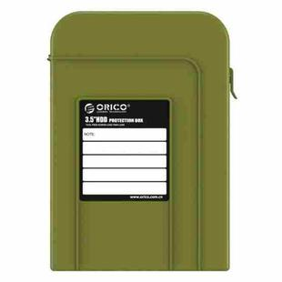 ORICO PHI-35 3.5 inch SATA HDD Case Hard Drive Disk Protect Cover Box(Army Green)
