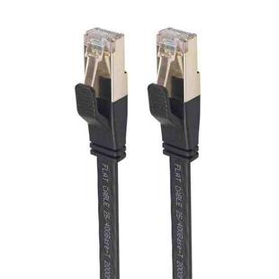 CAT8-2 Double Shielded CAT8 Flat Network LAN Cable, Length: 5m