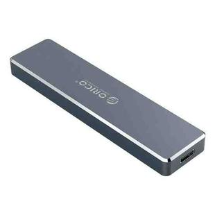 ORICO PCM2-C3 M.2 M-Key to USB 3.1 Gen2 USB-C / Type-C Push-top Solid State Drive Enclosure, The Maximum Support Capacity: 2TB(Grey)