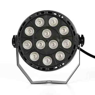 12W 12 LEDs Purple LED PAR Light, AC 100-240V