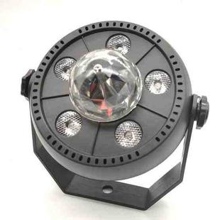 11W 5 LEDs Colorful Rotating Magic Ball LED PAR Light