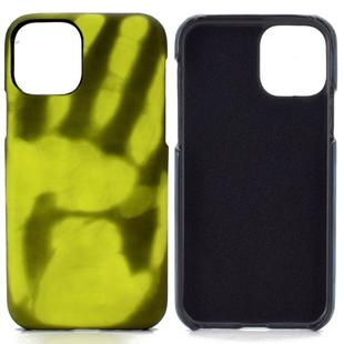 For Samsung Galaxy S20 Paste Skin + PC Thermal Sensor Discoloration Protective Back Cover Case(Black to Green)