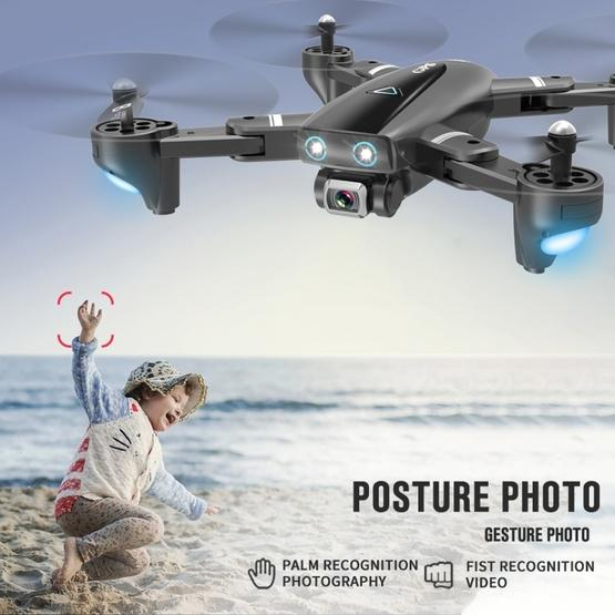 S167 2.4G 1080P WIFI Foldable GPS Positioning Remote Control Aircraft RC Quadcopter Drone - 10