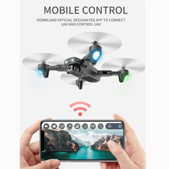 S167 2.4G 1080P WIFI Foldable GPS Positioning Remote Control Aircraft RC Quadcopter Drone - 11
