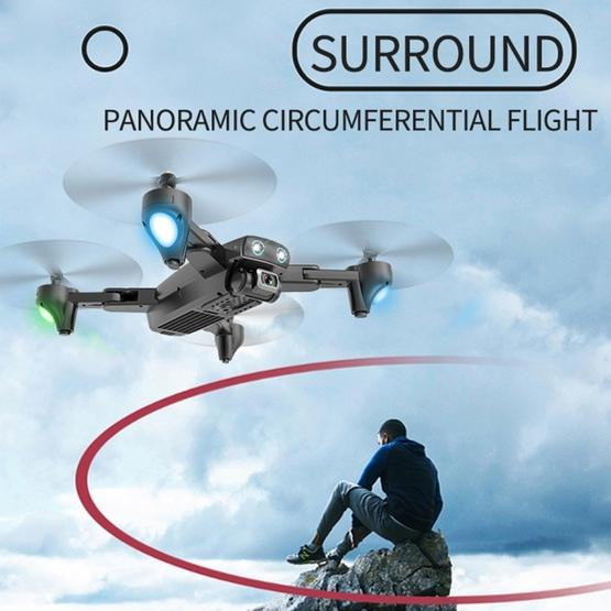 S167 2.4G 1080P WIFI Foldable GPS Positioning Remote Control Aircraft RC Quadcopter Drone - 13