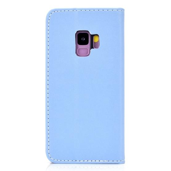 For Galaxy S9 3D Painting Horizontal Flip Leather Case with Holder & Card Slot & Wallet & Lanyard(Cat) - 4