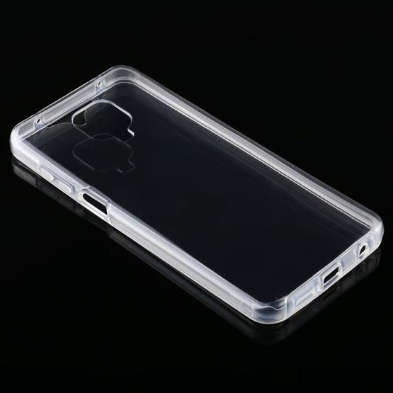 For Xiaomi Redmi Note 9S PC+TPU Ultra-Thin Double-Sided All-Inclusive Transparent Case - 2