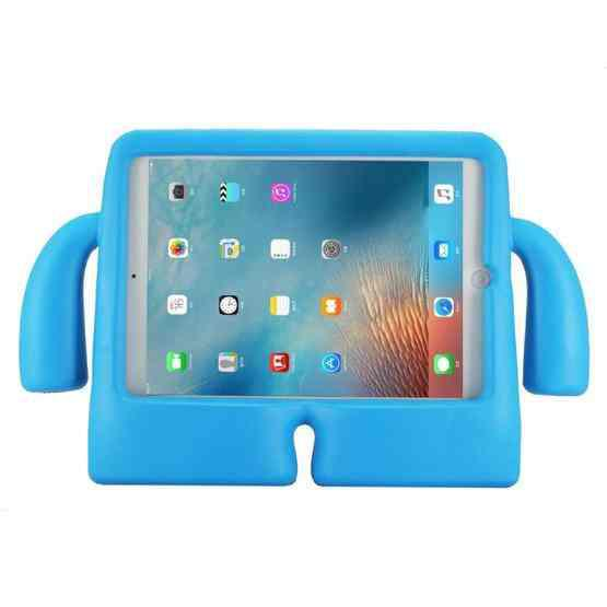 Universal EVA Little Hands TV Model Shockproof Protective Cover Case for iPad 9.7 (2018) & iPad 9.7 (2017) & iPad Air & iPad Air 2(Blue) - 2