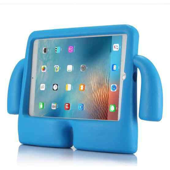 Universal EVA Little Hands TV Model Shockproof Protective Cover Case for iPad 9.7 (2018) & iPad 9.7 (2017) & iPad Air & iPad Air 2(Blue) - 4