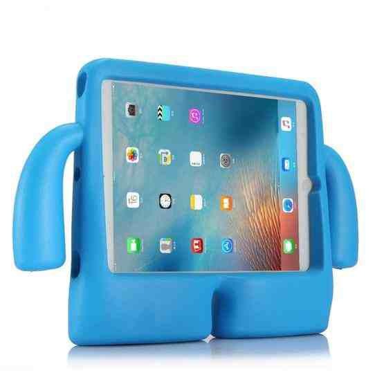 Universal EVA Little Hands TV Model Shockproof Protective Cover Case for iPad 9.7 (2018) & iPad 9.7 (2017) & iPad Air & iPad Air 2(Blue) - 5