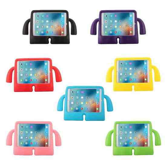 Universal EVA Little Hands TV Model Shockproof Protective Cover Case for iPad 9.7 (2018) & iPad 9.7 (2017) & iPad Air & iPad Air 2(Blue) - 8