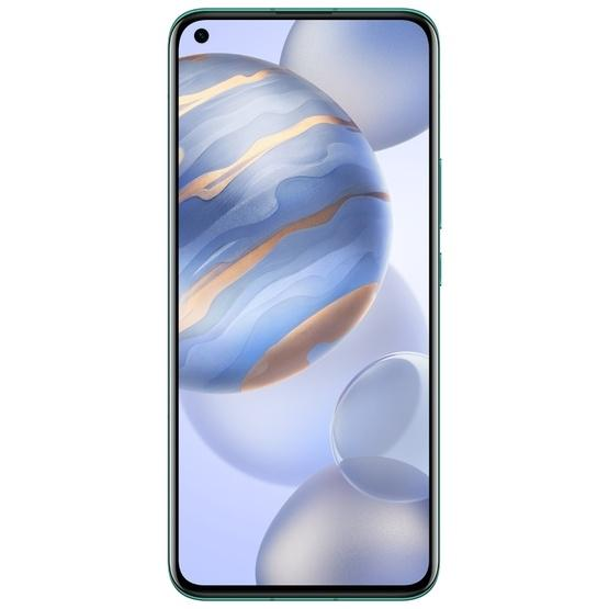 Huawei Honor 30 BMH-AN10 5G, 8GB+128GB, China Version, Quad Back Cameras, Face ID / Screen Fingerprint Identification, 4000mAh Battery, 6.53 inch Magic UI 3.1.1 (Android 10.0) HUAWEI Kirin 985 Octa Core up to 2.58GHz, Network: 5G, OTG, NFC, Not Support Google Play(Emerald) - 2