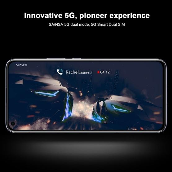 Huawei Honor 30 BMH-AN10 5G, 8GB+128GB, China Version, Quad Back Cameras, Face ID / Screen Fingerprint Identification, 4000mAh Battery, 6.53 inch Magic UI 3.1.1 (Android 10.0) HUAWEI Kirin 985 Octa Core up to 2.58GHz, Network: 5G, OTG, NFC, Not Support Google Play(Emerald) - 7