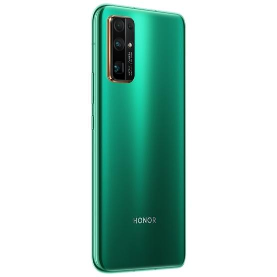 Huawei Honor 30 BMH-AN10 5G, 8GB+128GB, China Version, Quad Back Cameras, Face ID / Screen Fingerprint Identification, 4000mAh Battery, 6.53 inch Magic UI 3.1.1 (Android 10.0) HUAWEI Kirin 985 Octa Core up to 2.58GHz, Network: 5G, OTG, NFC, Not Support Google Play(Emerald) - 11