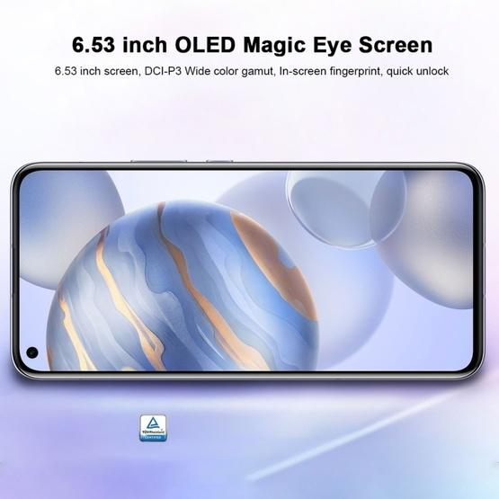 Huawei Honor 30 BMH-AN10 5G, 8GB+128GB, China Version, Quad Back Cameras, Face ID / Screen Fingerprint Identification, 4000mAh Battery, 6.53 inch Magic UI 3.1.1 (Android 10.0) HUAWEI Kirin 985 Octa Core up to 2.58GHz, Network: 5G, OTG, NFC, Not Support Google Play(Emerald) - 13