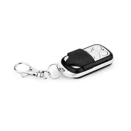 DY-YK100D 12V 433MHZ / 315MHZ Metal Wireless Remote Control for Alarm(Black) - 3