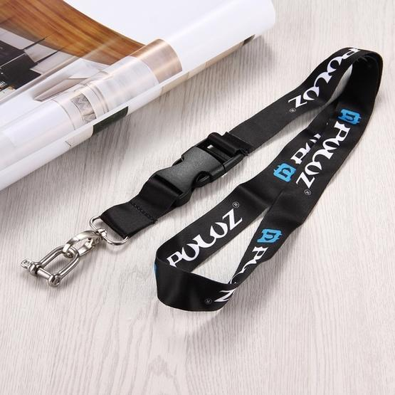 PULUZ 60cm Detachable Long Neck Strap Lanyard Sling for GoPro NEW HERO /HERO7 /6 /5 /5 Session /4 Session /4 /3+ /3 /2 /1, DJI Osmo Action, Xiaoyi and Other Action Cameras - 11