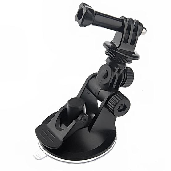 YKD -116 2 in 1 Suction Cup Mount + Frame Mount Set for GoPro HERO4 /3+ /3 - 3