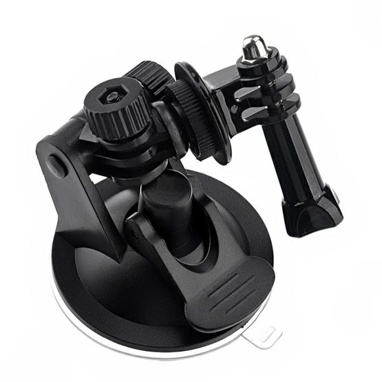 YKD -116 2 in 1 Suction Cup Mount + Frame Mount Set for GoPro HERO4 /3+ /3 - 4