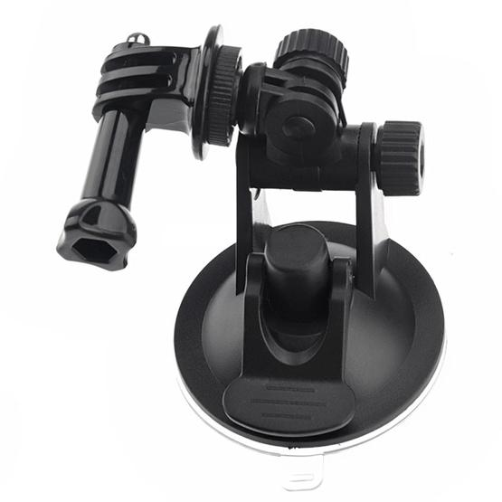 YKD -116 2 in 1 Suction Cup Mount + Frame Mount Set for GoPro HERO4 /3+ /3 - 5