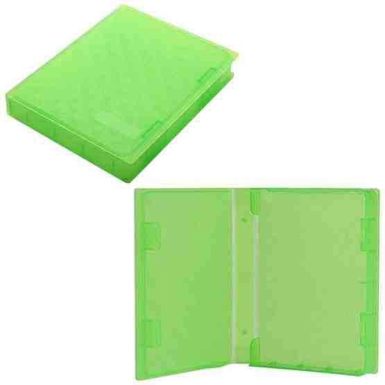 2.5 inch Hard Disk Drive Store Tank(Green) - 1