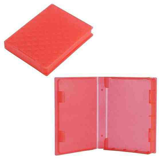 2.5 inch Hard Disk Drive Store Tank(Red) - 1