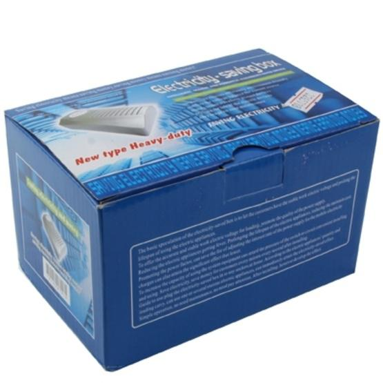 SD-001 Super Intelligent Digital Energy Saving Equipment, Useful Load: 18000W (US Plug) - 5
