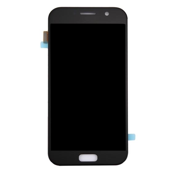 Original LCD Display + Touch Panel for Galaxy A5 (2017) / A520, A520F,  A520F/DS, A520K, A520L, A520S(Black)