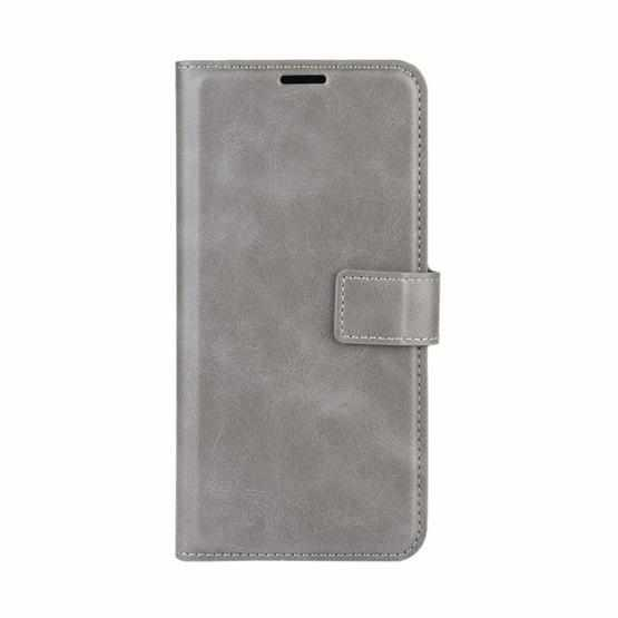 For Huawei Mate 40 Pro Retro Calf Pattern Buckle Horizontal Flip Leather Case with Holder & Card Slots & Wallet(Grey) - 2